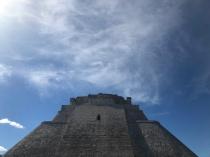 Uxmal, Yucatán.México