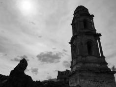 San Juan Parangaricutiro, Michoacán.México