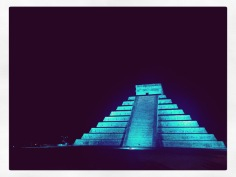 Chichén Itzá,Yucatán